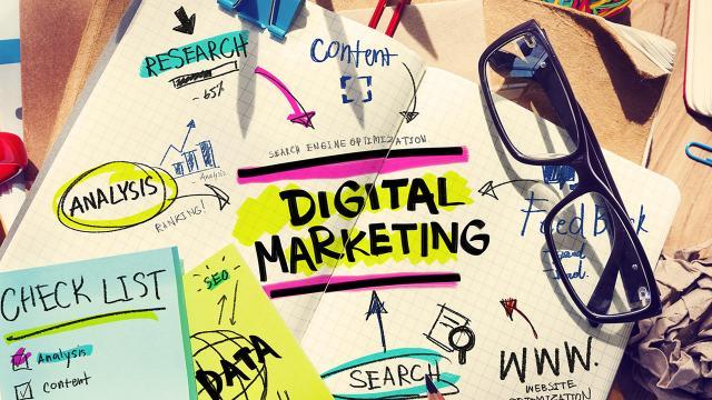 دیجیتال مارکتینگ در مشهد